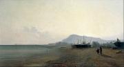 Hastings-Beach-East-Sussex-Walter-Heath-Williams-1835–1906-Gary-05