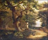 Poacher-in-a-Wood-unknown-artist-Nasim-04