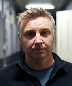 Tom Hunter Portrait