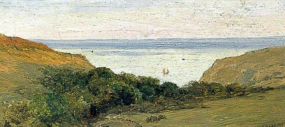 Fairlight-Glen-Hastings-East-Sussex-William-Henry-Borrow-1840–1905-Hans-08