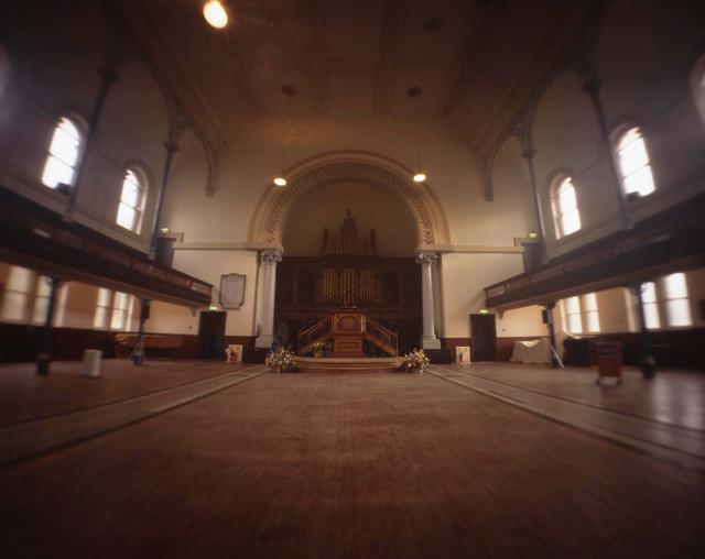 The Round Chapel