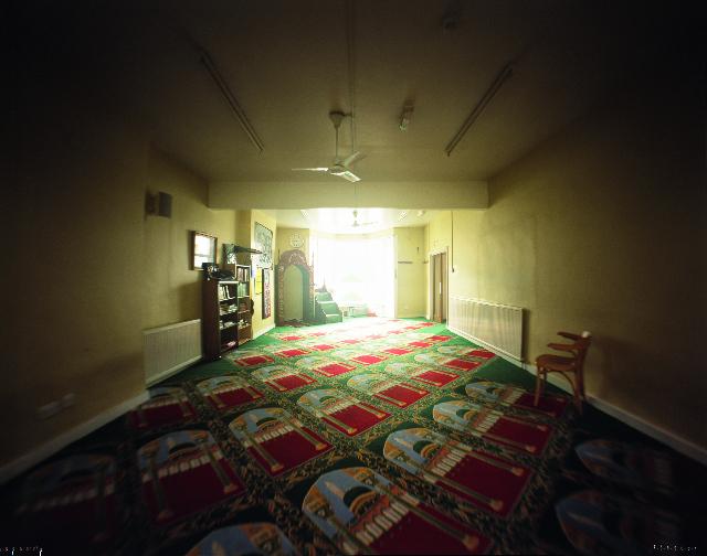 Markazul-Uloom Mosque