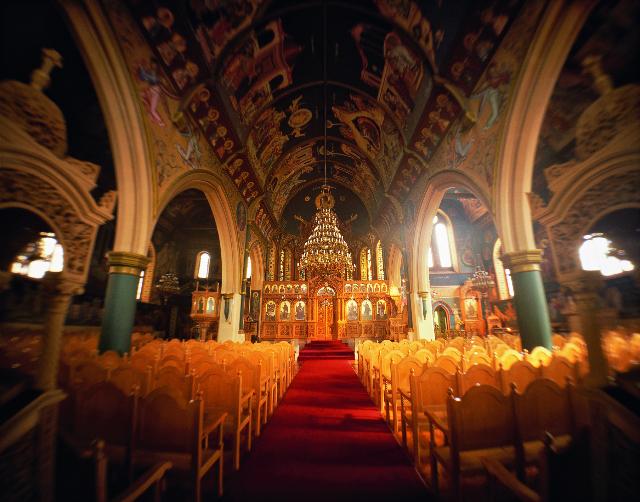 The Greek Orthodox Church of St. John the Theologian